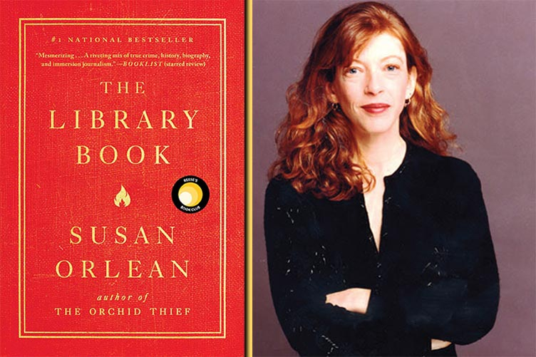 The Library Book, de Susan Orlean (resenha)